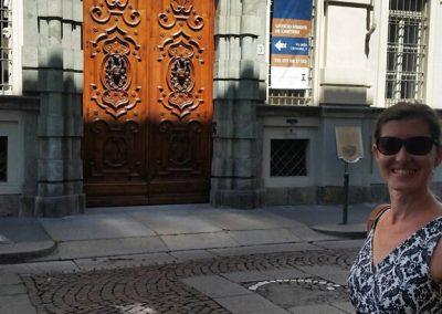 Door hunting in Torino